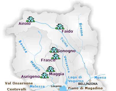 Cartina Canton Ticino Svizzera.Oro Del Canton Ticino